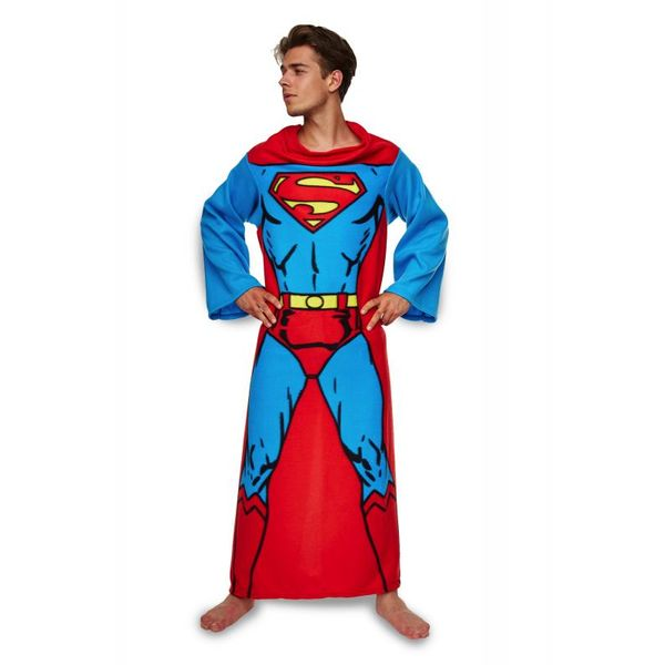 Pijama Superman DC Comics Capa