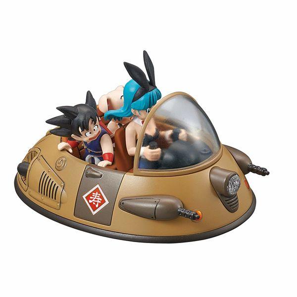 Ox King Vehicle Model Kit Dragon Ball Mecha Collection Vol. 2