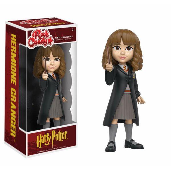 Figura Harry Potter - Hermione Granger - Funko Rock Candy