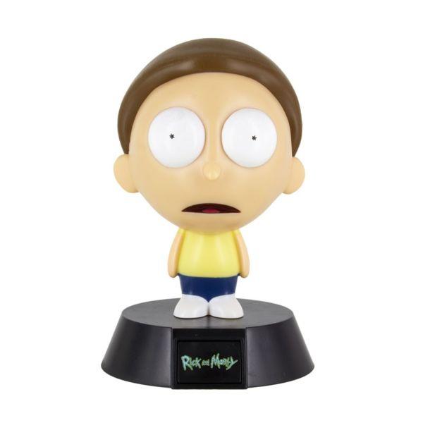 Morty 3D Light Rick & Morty
