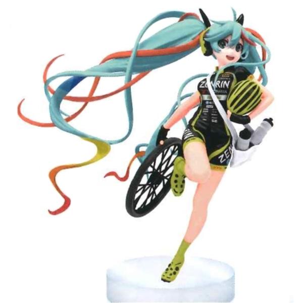 Figura Vocaloid - Racing Miku 2016 TeamUKYO Support Ver