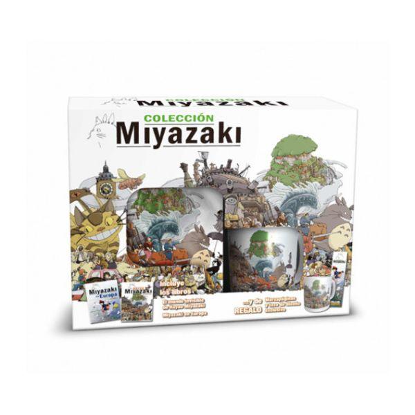 Colección Miyazaki (caja exclusiva)