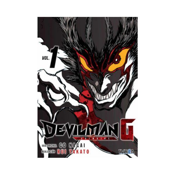 Devilman G #01