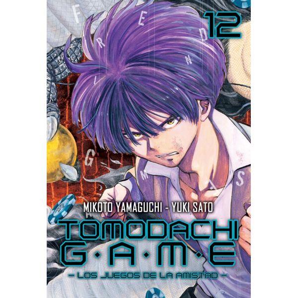 Tomodachi Game #12 Manga Oficial Milky Way Ediciones