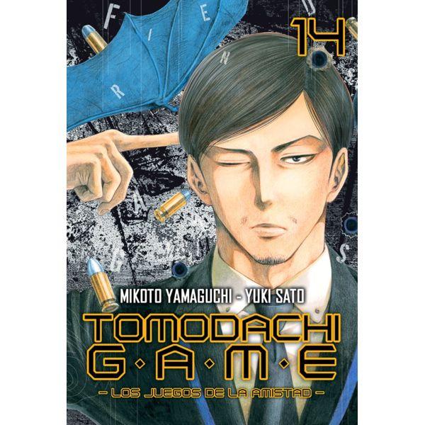 Tomodachi Game #14 (Spanish) Manga Oficial Milky Way Ediciones