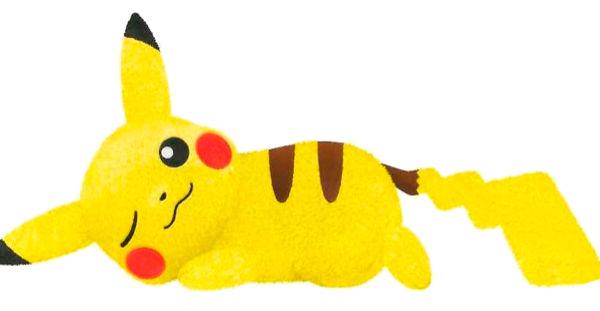Plush Doll Pikachu Kutsurugi Time Pokemon