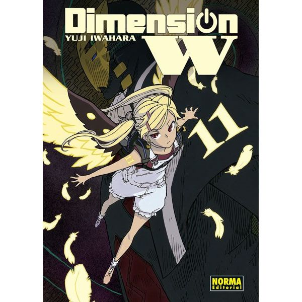Dimension W #11 Manga Oficial Norma Editorial