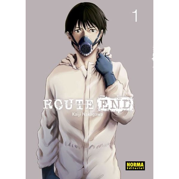 Route End #01 Manga Oficial Norma Editorial