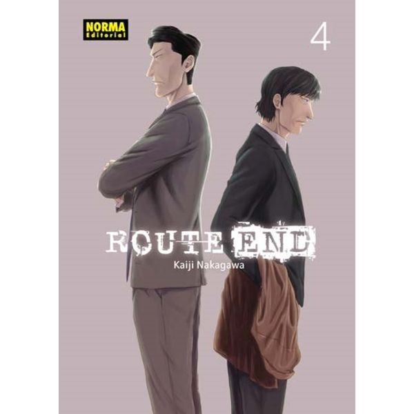 Route End #04 Manga Oficial Norma Editorial
