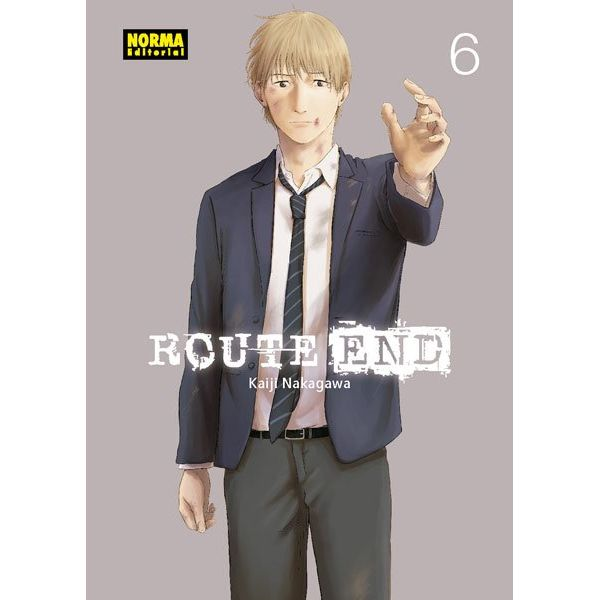 Route End #06 (spanish) Manga Oficial Norma Editorial