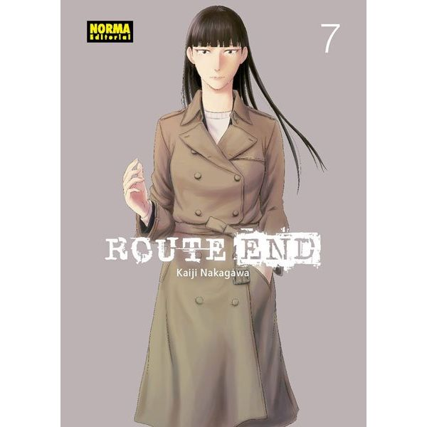 Route End #07 Manga Oficial Norma Editorial