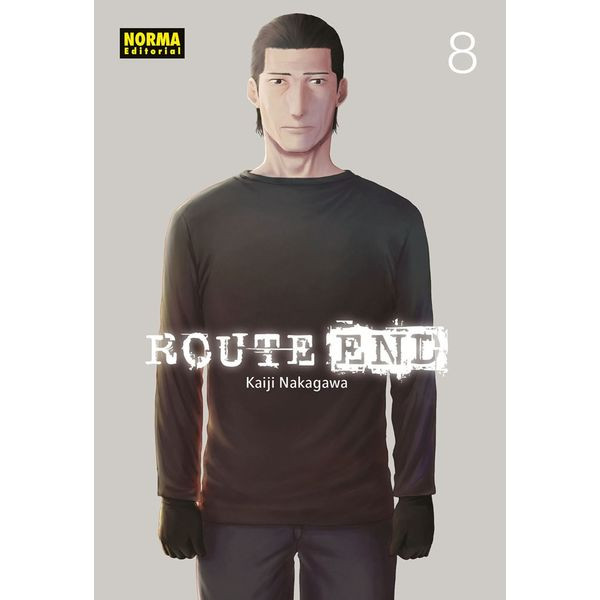 Route End #08 Manga Oficial Norma Editorial