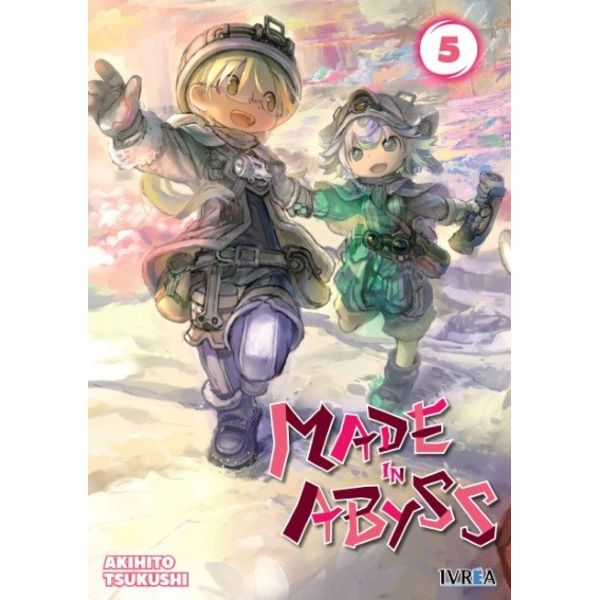 Made in Abyss #05 (Spanish)