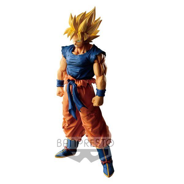Figura Son Goku SS Dragon Ball Legend Battle Masterlise