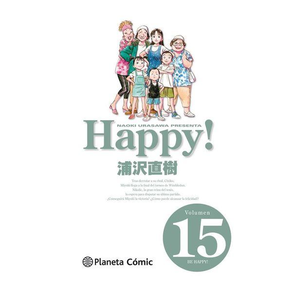Happy! #15 Manga Oficial Planeta Comic