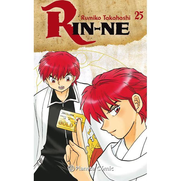 Rin-ne #25 Manga Oficial Planeta Comic
