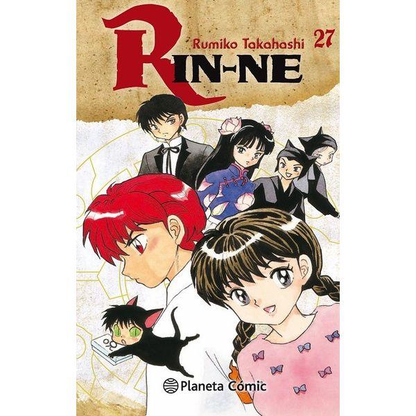 Rin-ne #27 Manga Oficial Planeta Comic