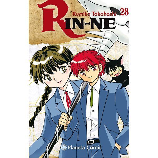 Rin-ne #28 Manga Oficial Planeta Comic
