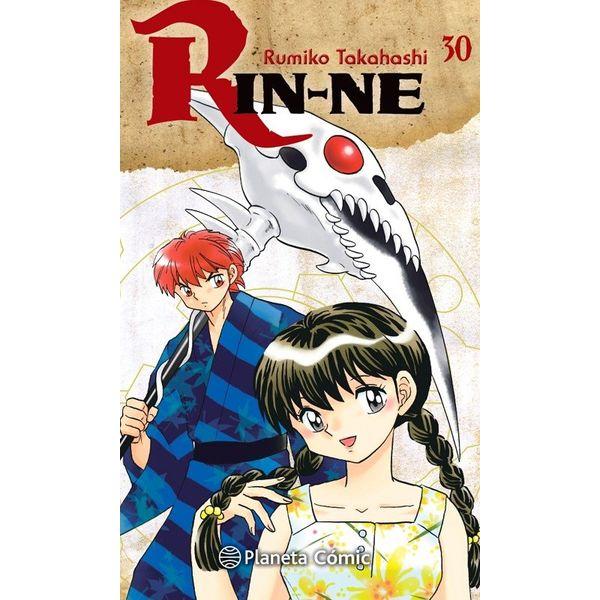 Rin-ne #30 Manga Oficial Planeta Comic