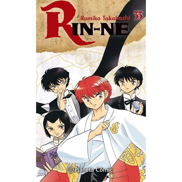 Rin-ne #33 Manga Oficial Planeta Comic