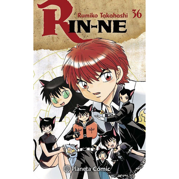 Rin-ne #36 Manga Oficial Planeta Comic