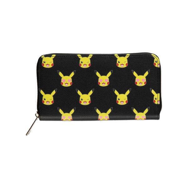 Cartera Billetera Pikachu Pokémon