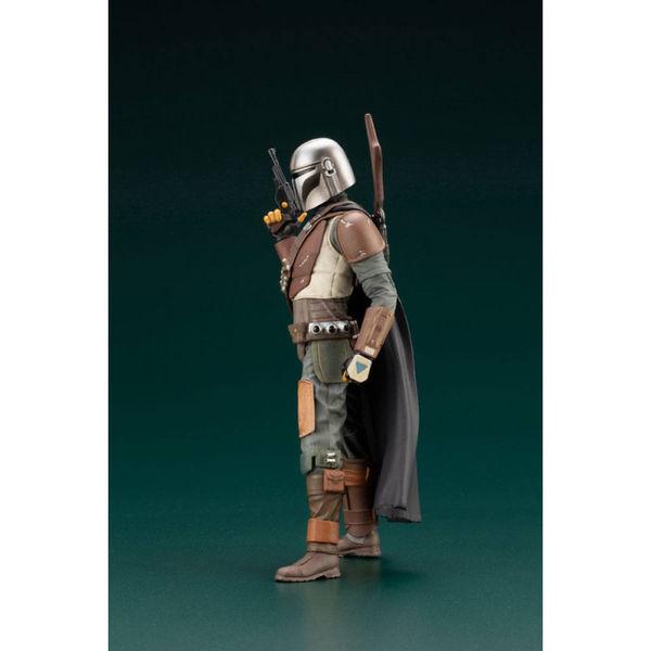 Mandalorian Figure Star Wars The Mandalorian ARTFX+