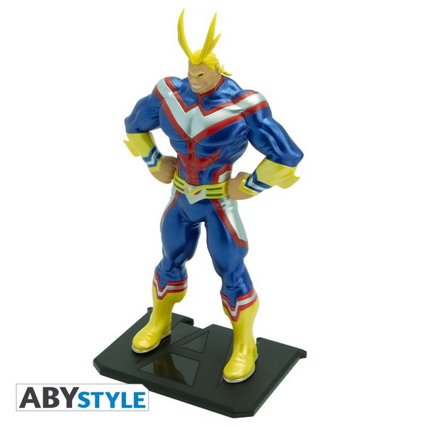 Figura All Might Metal Foil ABYstyle My Hero Academia