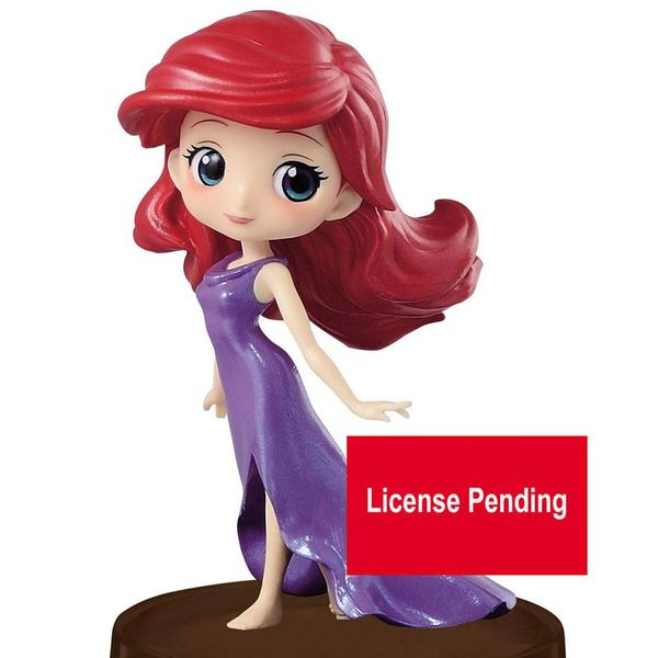 Ariel Story of the Little Mermaid version D Figure Disney Q Posket Petit