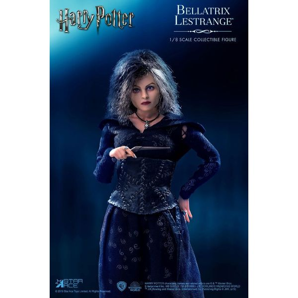 Bellatrix Lestrange Figure Harry Potter Real Master Series