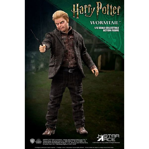 Figura Colagusano Peter Pettigrew Harry Potter My Favourite Movie