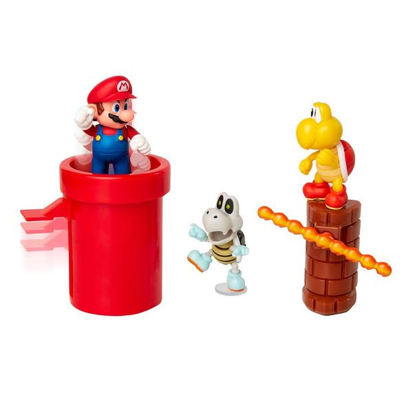 Dungeon Figure World of Nintendo Super Mario