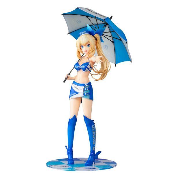 Figura Mirai Akari Race Queen Mirai Akari Project