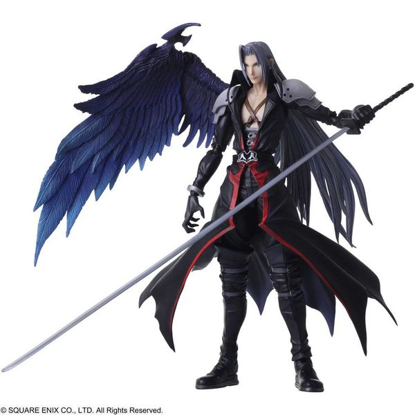 Figura Sephiroth Another Form Final Fantasy VII Bring Arts