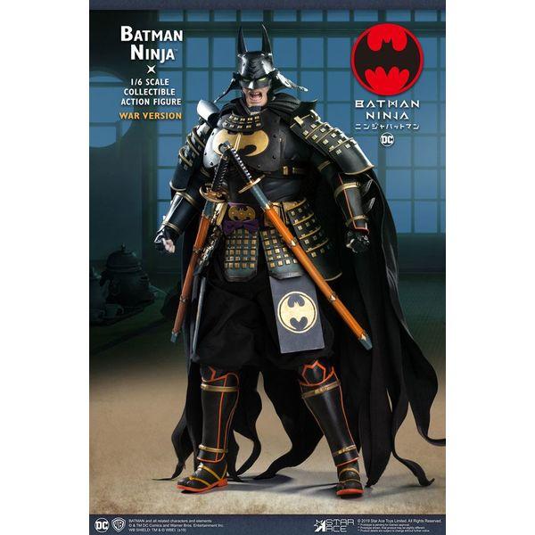 Figura Batman Ninja Deluxe version Batman Ninja My Favourite Movie
