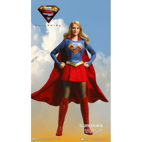 Figura Supergirl Real Master Series
