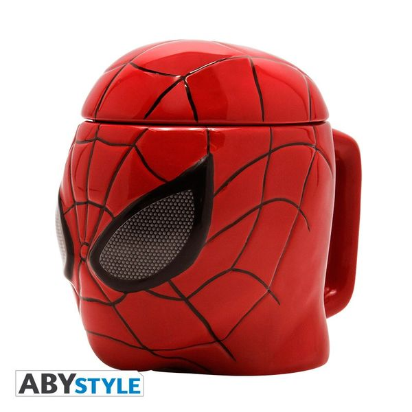 Taza Spiderman 3D 350ml