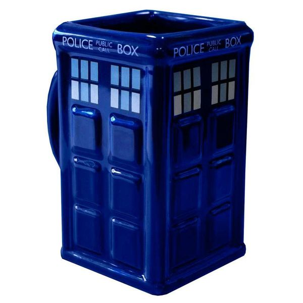 3D Mug Tardis Doctor Who