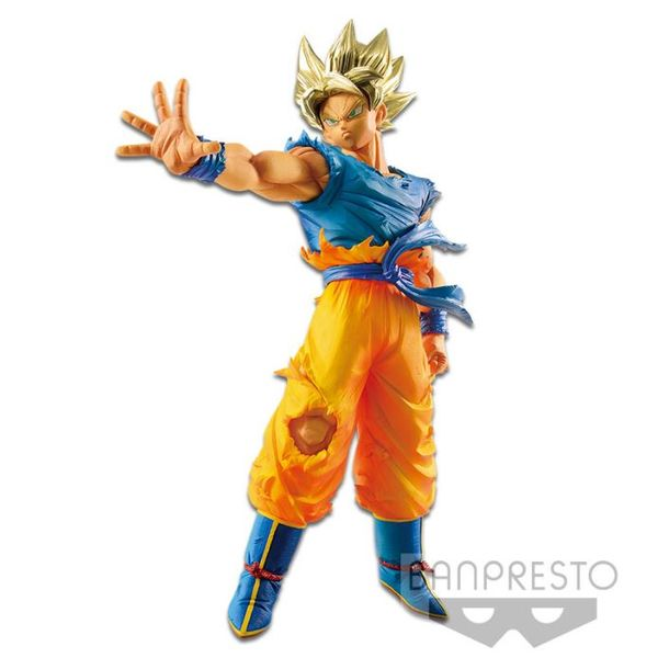 Figura Son Goku SS Dragon Ball Blood Of Saiyans Special