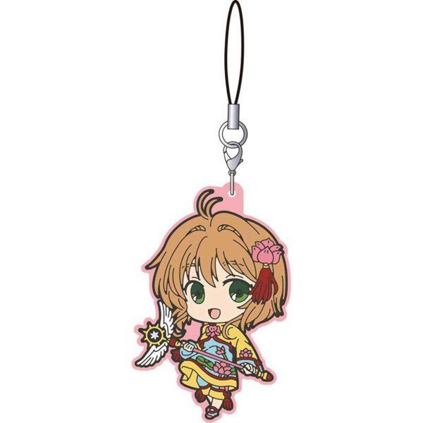 Llavero Sakura con kimono Card Captor Sakura Clear Card
