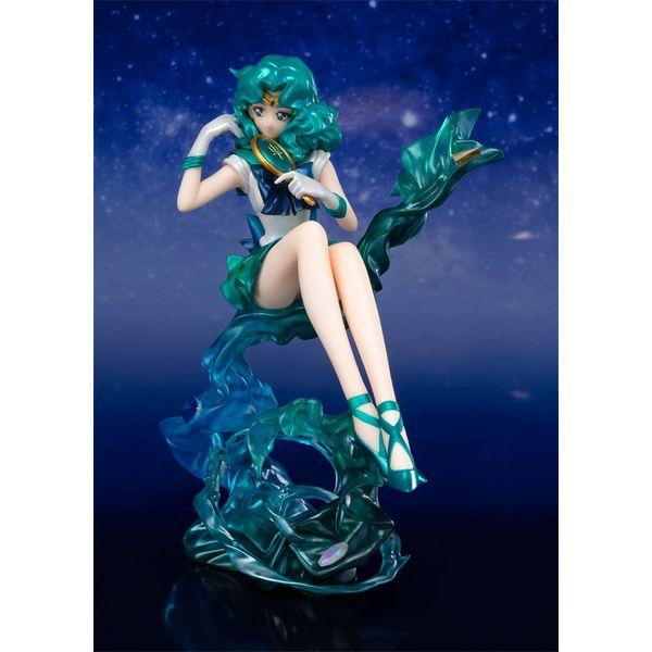 Figuarts Zero Sailor Neptuno Sailor Moon Chouette Tamashii Web Exclusive
