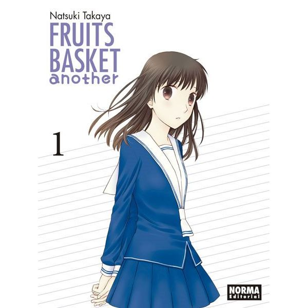 Fruits Basket Another #01 Manga Oficial Norma Editorial