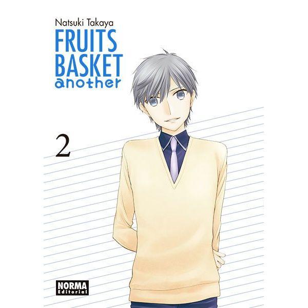 Fruits Basket Another #02 Manga Oficial Norma Editorial