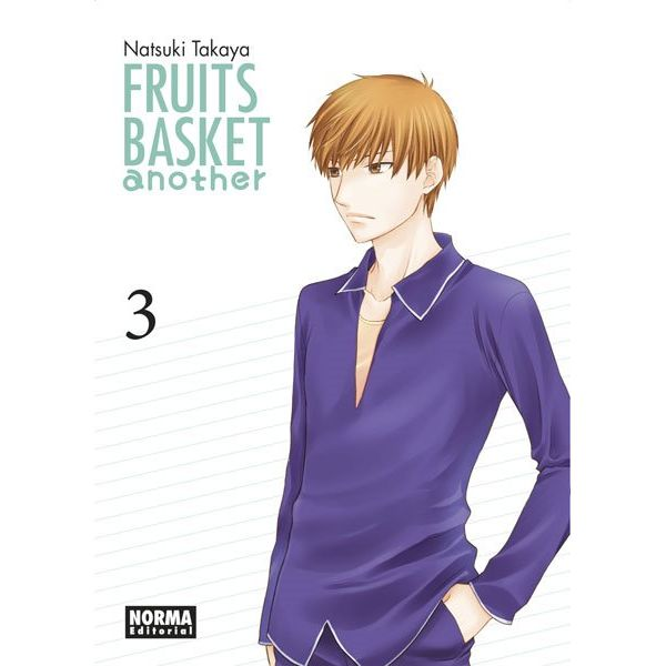 Fruits Basket Another #03 Manga Oficial Norma Editorial