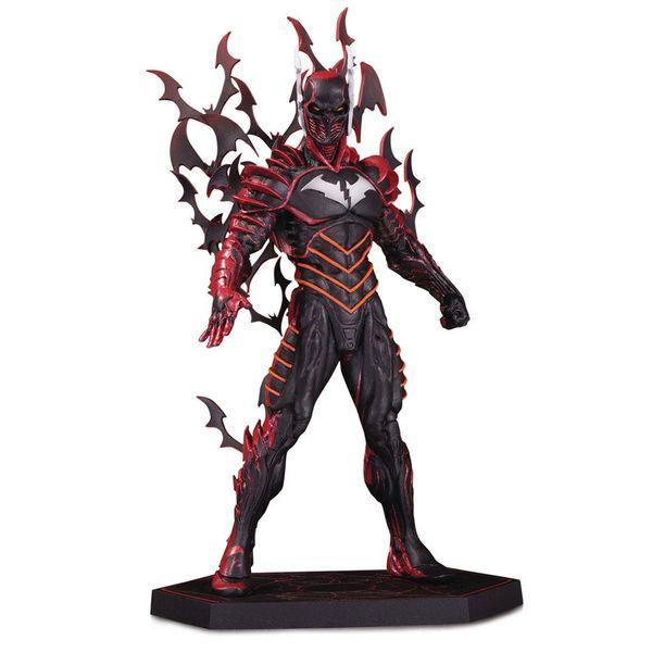 Estatua Batman The Red Death Dark Nights Metal DC Comics