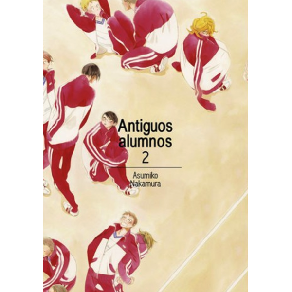 Antiguos Alumnos #02 Manga Oficial Tomodomo