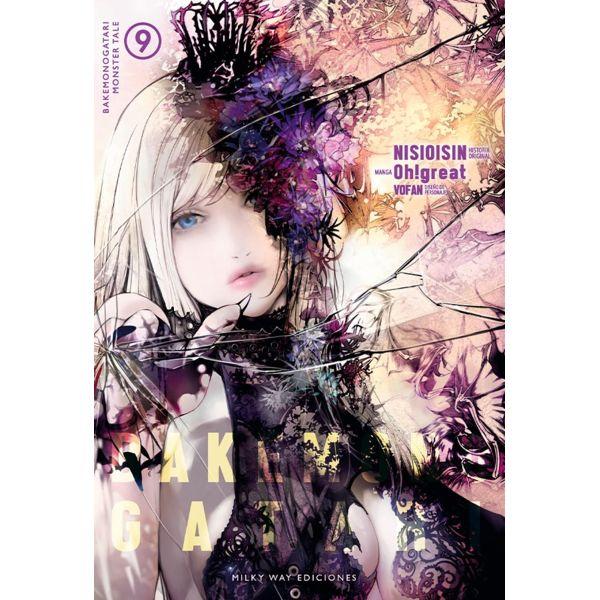 Bakemonogatari #09 Manga Oficial Milky Way Ediciones