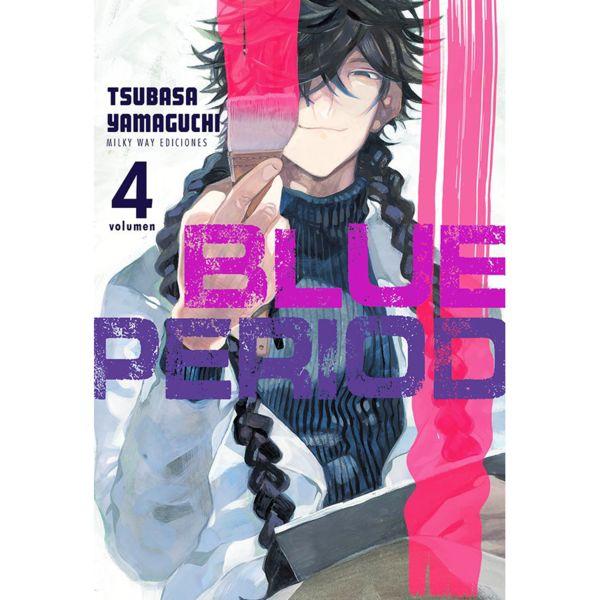 Blue Period #04 Manga Oficial Milky Way Ediciones