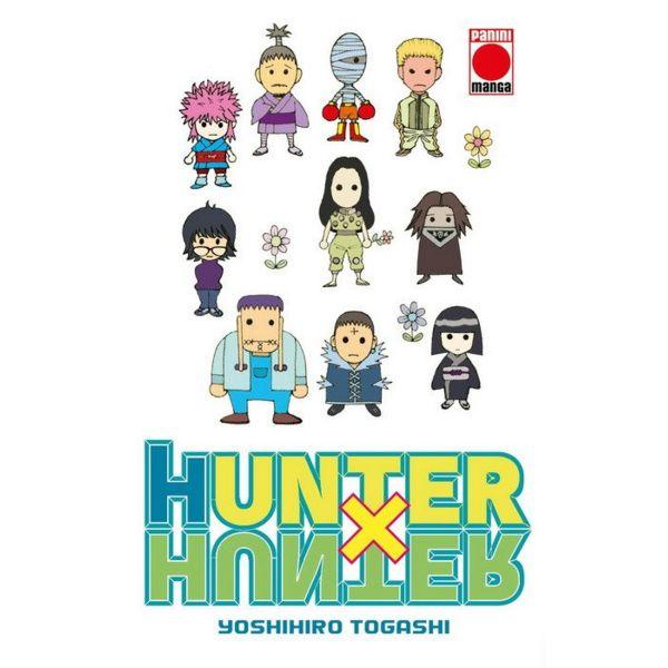 Hunter X Hunter #36 Manga Oficial Panini Manga