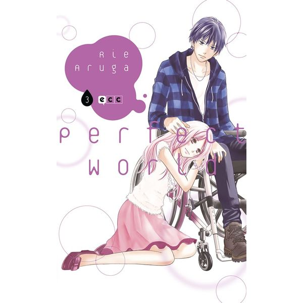 Perfect World #03 Manga Oficial ECC Ediciones
